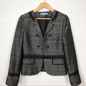 💐Antonio Melani Military Style Blazer